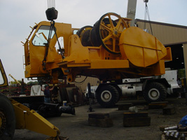 Cornell Crane & Equipment, LLC